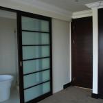 Top-Hung-Slider-&-Slatted-door